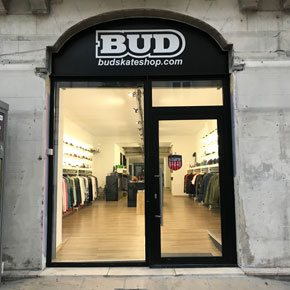 photos bud skateshop montpellier