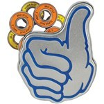 bro style bearings thumb up abec 3