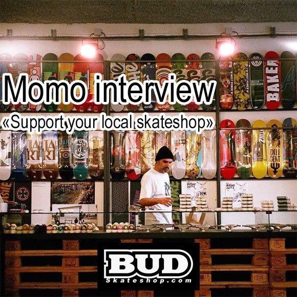 Laurent Momo Molinier interview