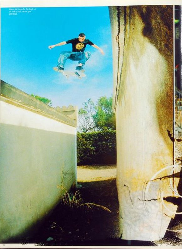 Laurent Momo Molinier flip