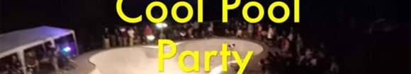 Vidéo Cool Pool Party Bény Bocage (14) Bowl Skate Camp #4 vendredi 26 samedi 27 mai 2017