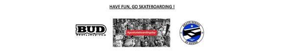 Go Skateboarding Day Skatepark De Rouen mercredi 21 juin 2017