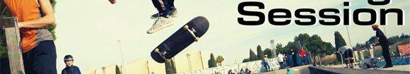 Montpellier Skateboard vidéo Training Session