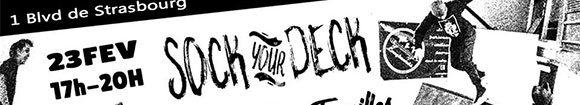 SYD Contest Des Familles Suck Your Deck Montpellier samedi 23 février 2019