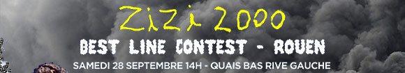 Zizi 2000 Best Line Contest Quais Bas Rive Gauche Rouen samedi 28 septembre 2019