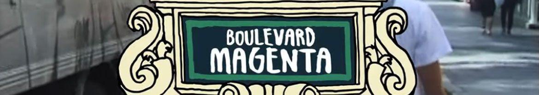 Soy Panday Vivien Feil vidéo MAGENTA SKATEBOARDS Boulevard Magenta