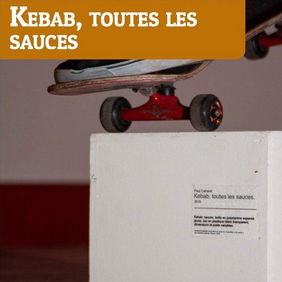 Article Kebab Toutes Les Sauces OhDé Fanzine #1 Été 2020
