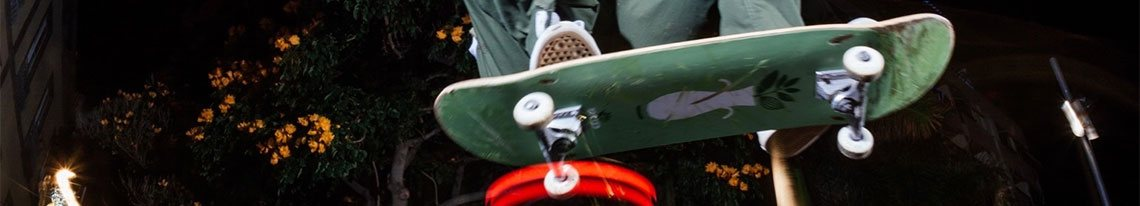 Vivien Feil Soy Panday MAGENTA SKATEBOARDS article Solo Skate Mag vidéo Santa Cruise De Magenta
