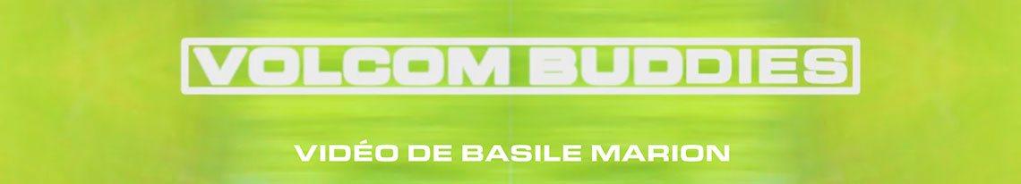 VOLCOMBUDdies avant-première vidéo BUD SKATESHOP Marseille (Opéra) Rouen Montpellier Carcassonne jeudi 16 septembre 2021 19H