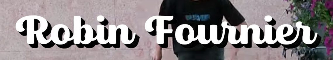 Robin Fournier vidéo PUSHER BEARINGS Tchin Tchin Tour