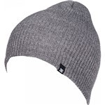 dc beanie clap (heather grey)