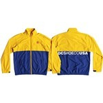 dc jacket track denhill (golden rod)