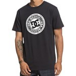 dc tee shirt circle star (black)