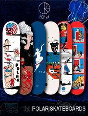 polar skateboards