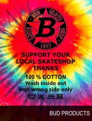 nouveaut�s bud skateshop products