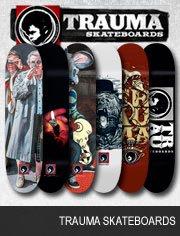 trauma skateboards