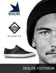 dekline footwear