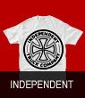 soldes tee shirts independent trucks