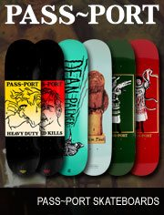 pass port skateboards