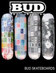 bud skateshop products