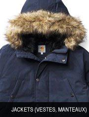 jackets (vestes, manteaux)