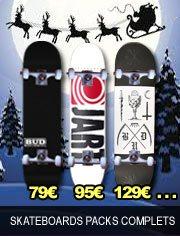 skateboards packs complets