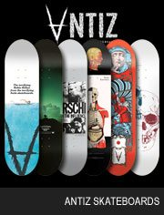 antiz skateboards