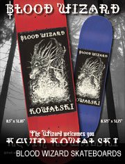blood wizard skateboards