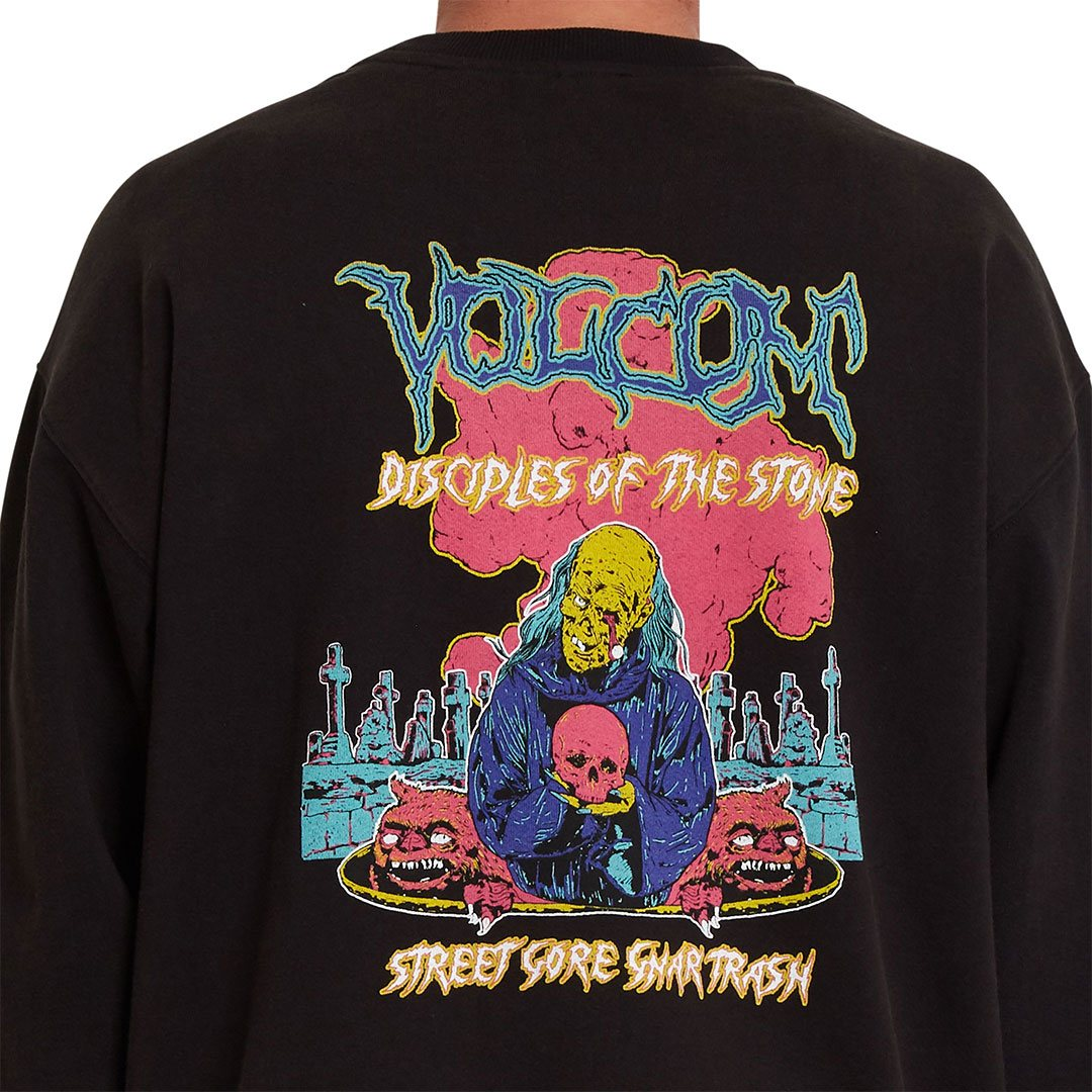 volcom disciples of the stone
