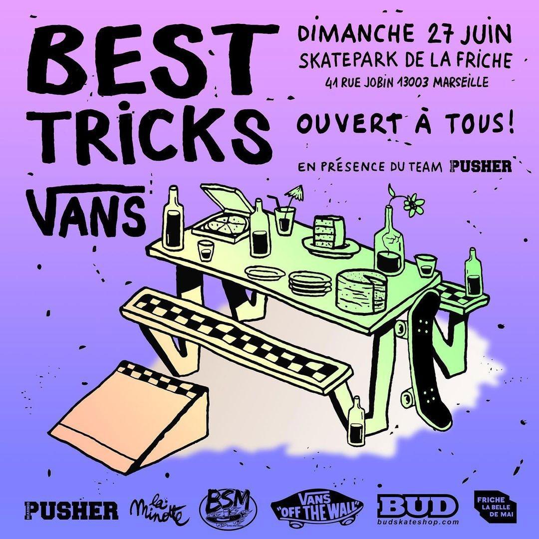 bsm best tricks vans