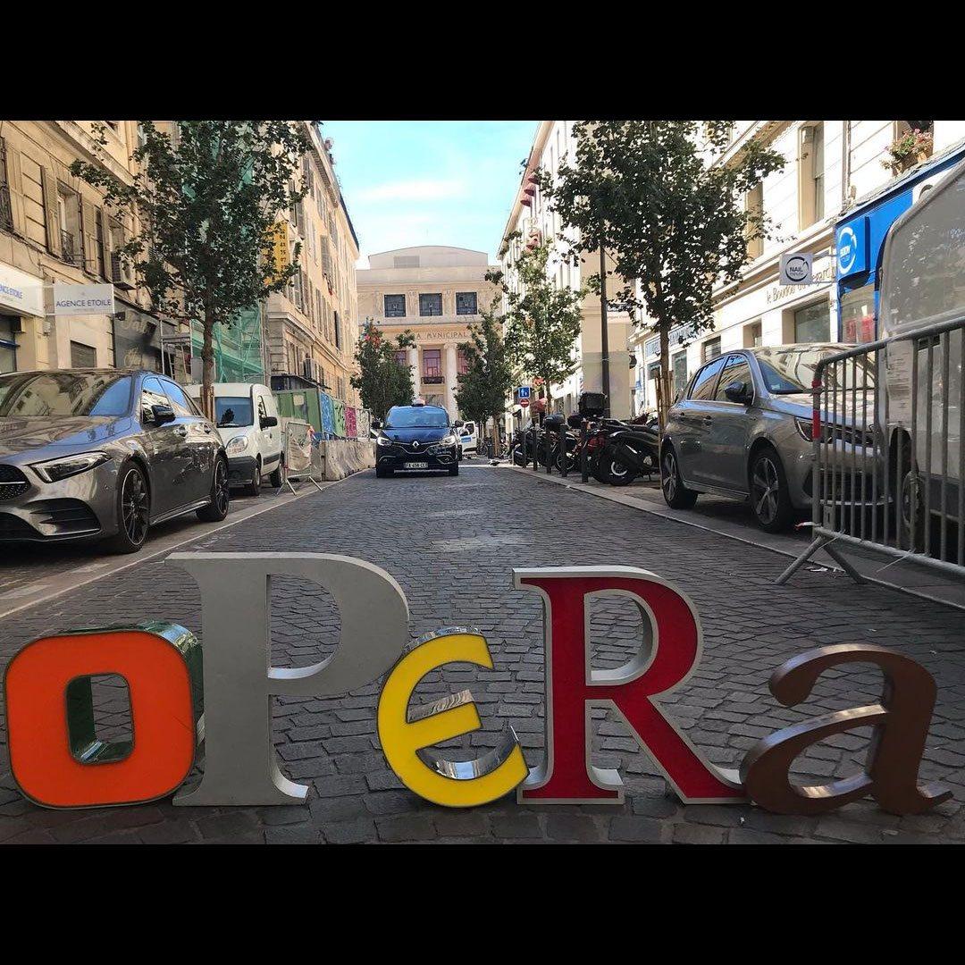 bud opéra ouvert !