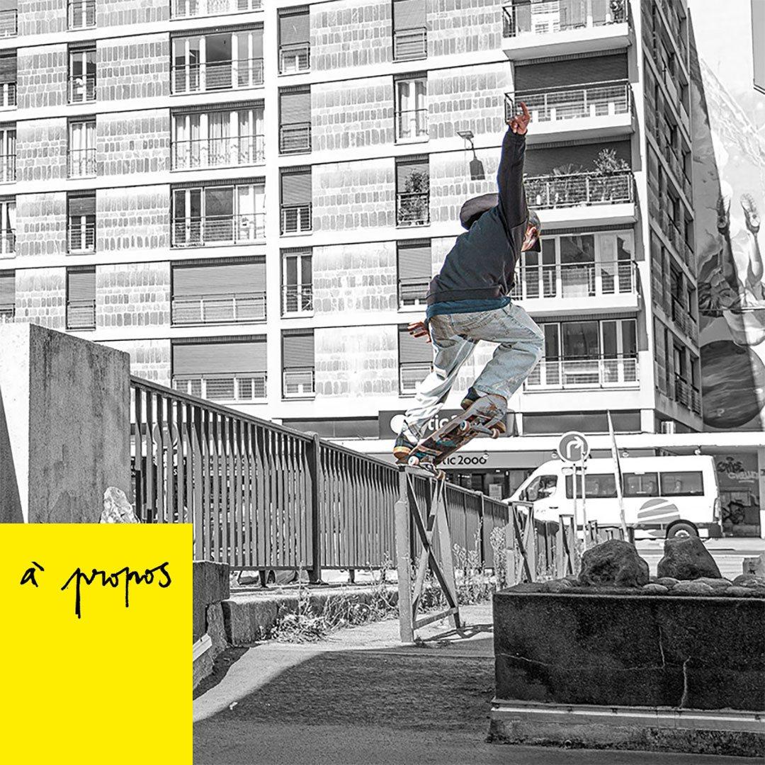 paru site À Propos Skatemag