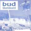 premier flyer bud skateshop septembre 1997 recto