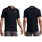 nike sb polo dry (black/white)