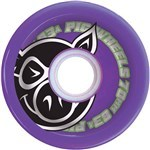 pig wheels voyager (purple) 83a 70mm