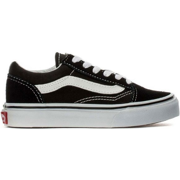 vans shoes kids old skool (blacktrue white) | achat skate